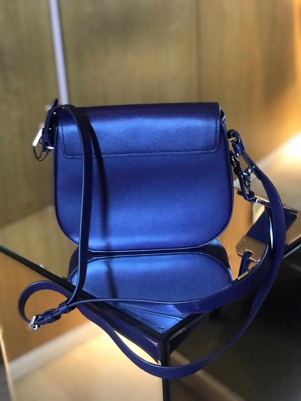 Bolsa Marc Jacobs Azul Marinho