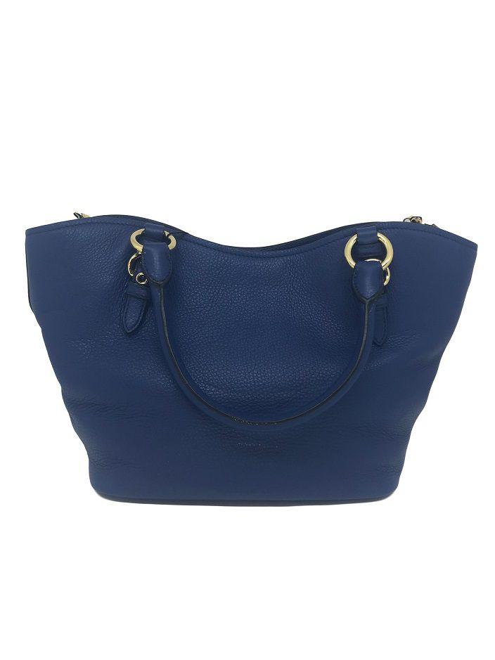 b2c9e79382a Bolsa Miu Miu Azul Marinho - Paula Frank
