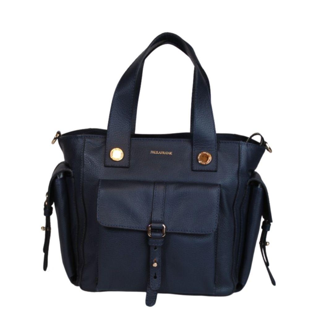 Bolsa Paula Frank Easy Bag Azul Marinho