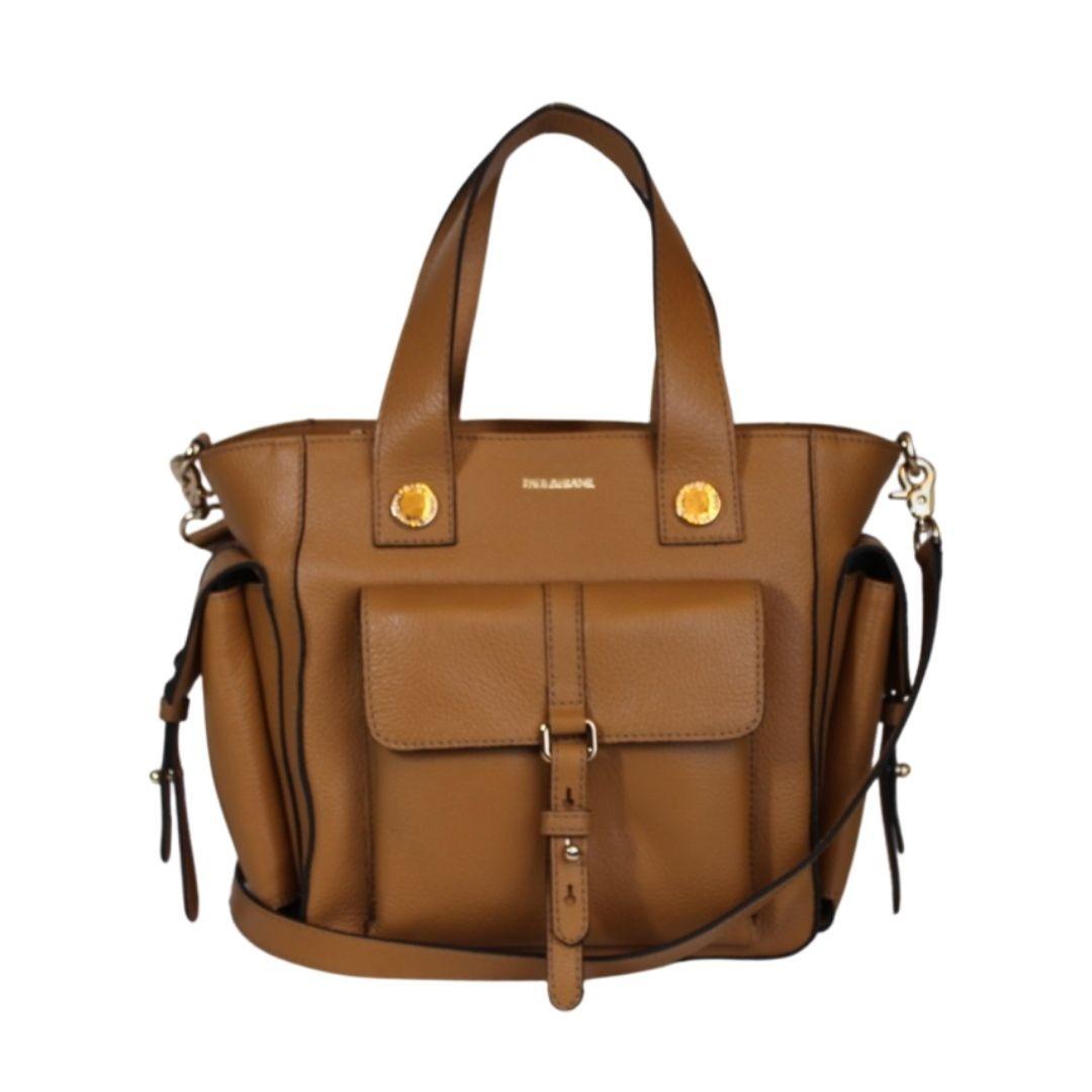Bolsa Paula Frank Easy Bag Bege