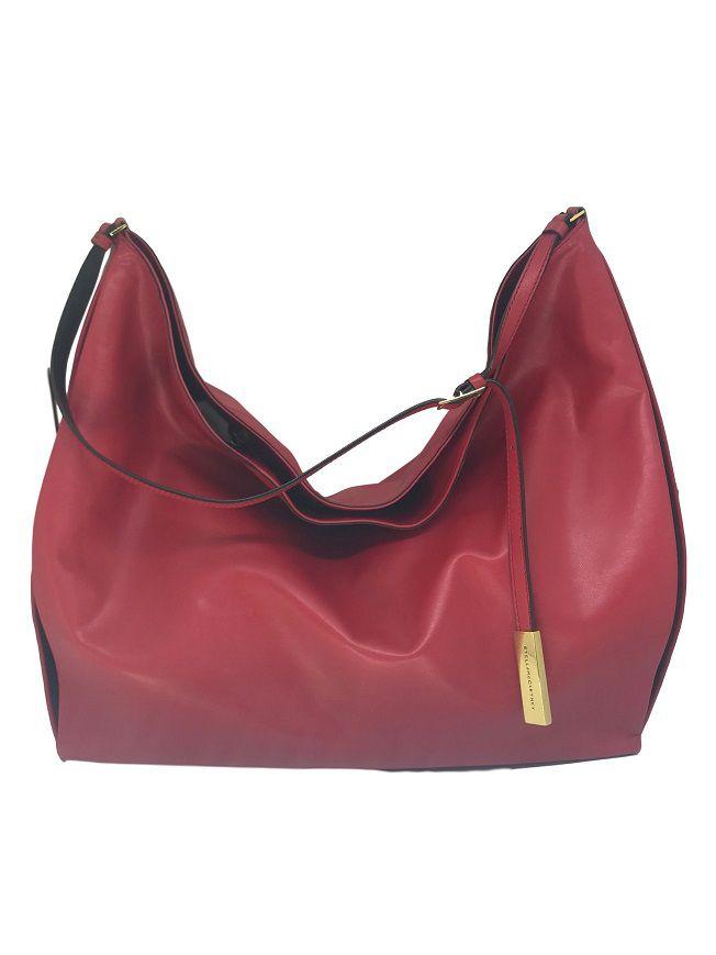 84b64a04b ... COACH · PAULA FRANK · SALE · MEUS PEDIDOS. Bolsa Stella Mccartney  Vermelha