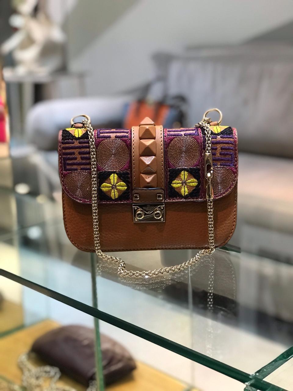 Bolsa Valentino Glam Lock