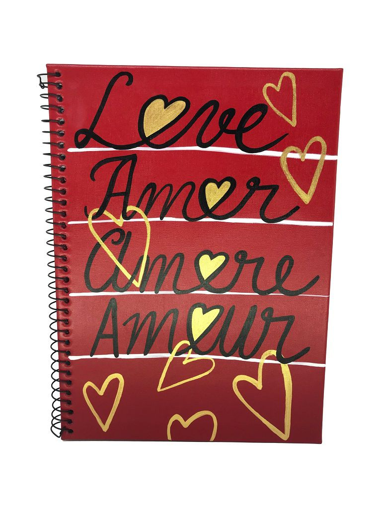 Leather Book Loves