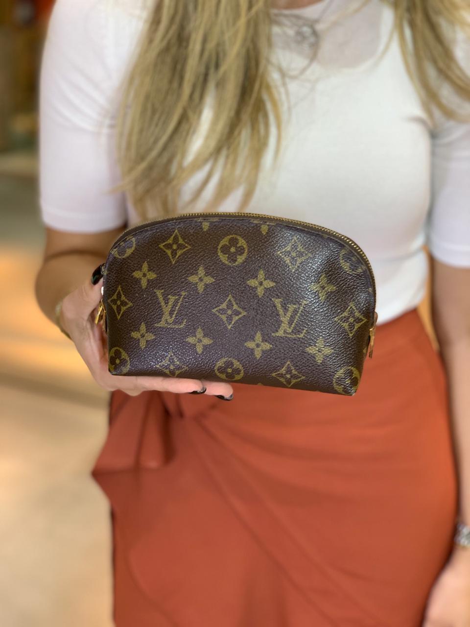 Necessaire Louis Vuitton Monograma