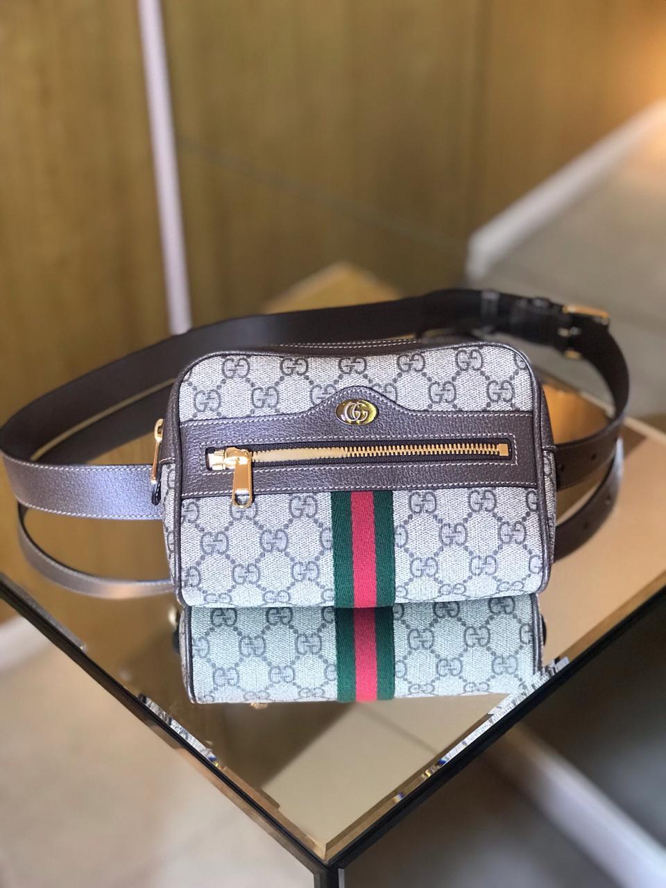 011d9aeef Pochete Gucci Monograma - Paula Frank | Bolsas de luxo originais ...