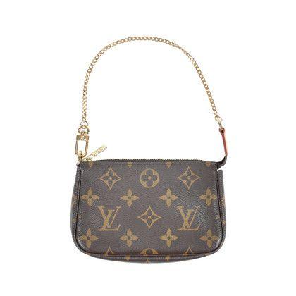 Pochete Louis Vuitton Monograma