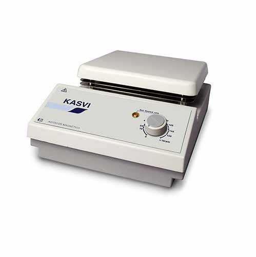 Agitador Magnético, Velocidade 100-1500 Rpm até 5 litros