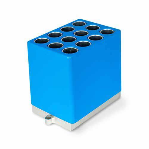 Bloco Para 12 Tubos De 15 Ml Para K80-100/200, K80-01/02 E K80-120r