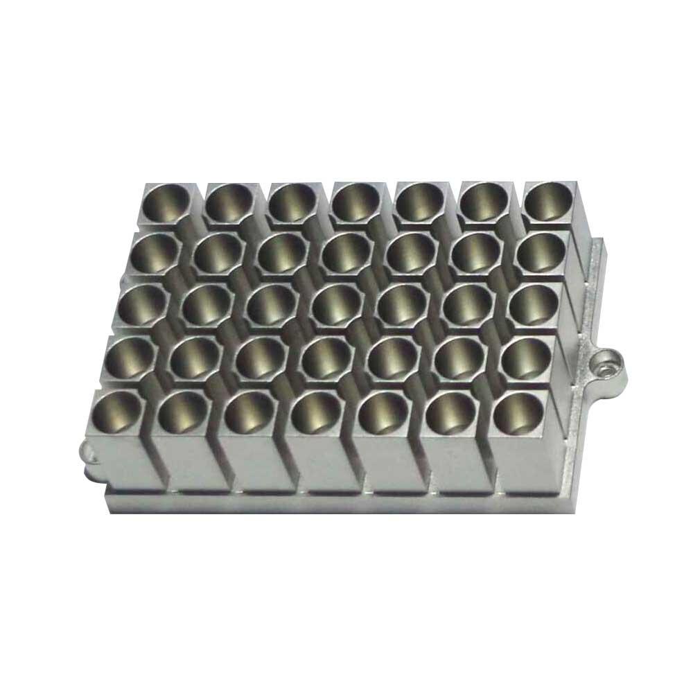 Bloco Para 35 Tubos De 1,5 Ml Para K80-100/200, K80-01/02 E K80-120r