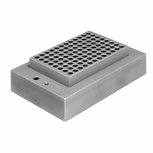 Bloco Para Microplaca De Pcr, Compatível Com K80-d