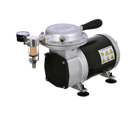 Bomba de Vácuo Tipo Membrana 1/3hp Fluxo de Ar de 128~135L/min