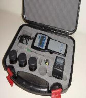 Clorímetro Digital Portatil Microprocessado - Cloro Total e Livre.  CL-800