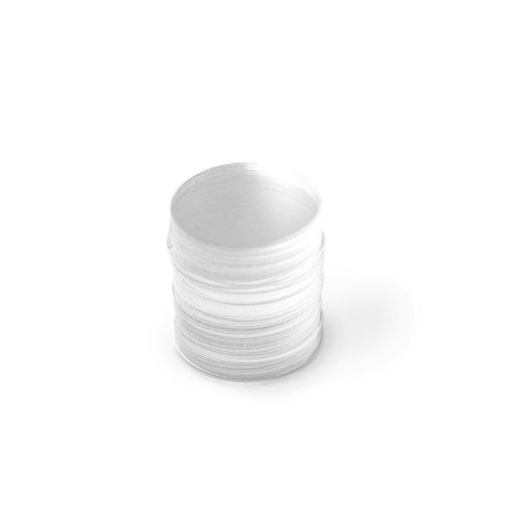 Lamínula Circular 15 Mm. 1000 Un/cx