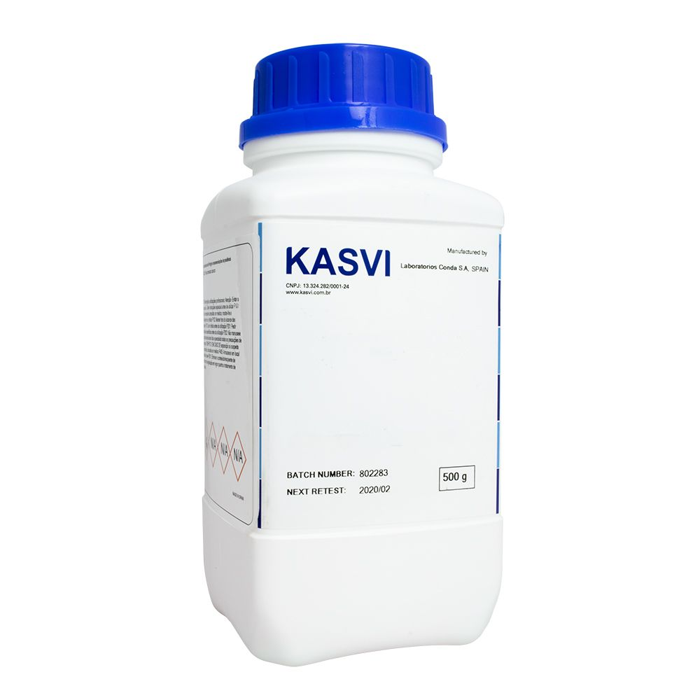 Peptona Bacteriológica. Frasco 500g. VAL MAI/2023