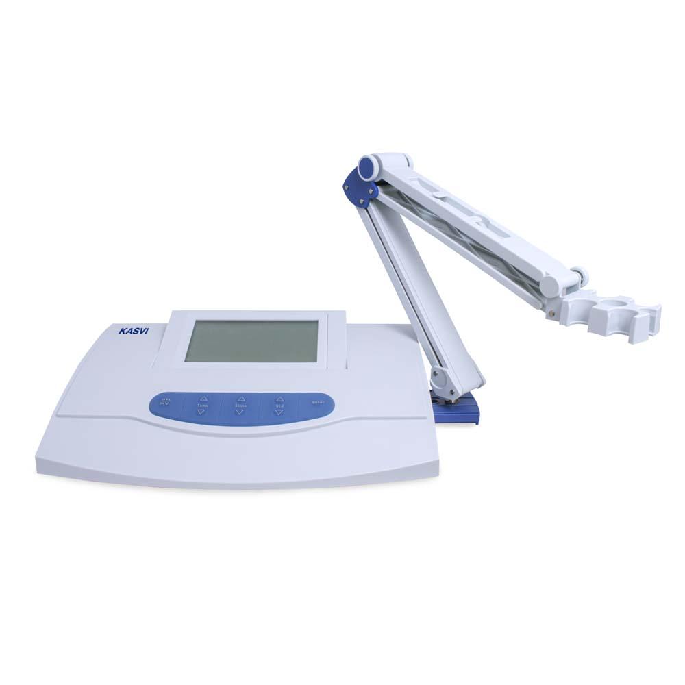 Phmetro De Bancada Com ATC. Ph 0-14. 220v