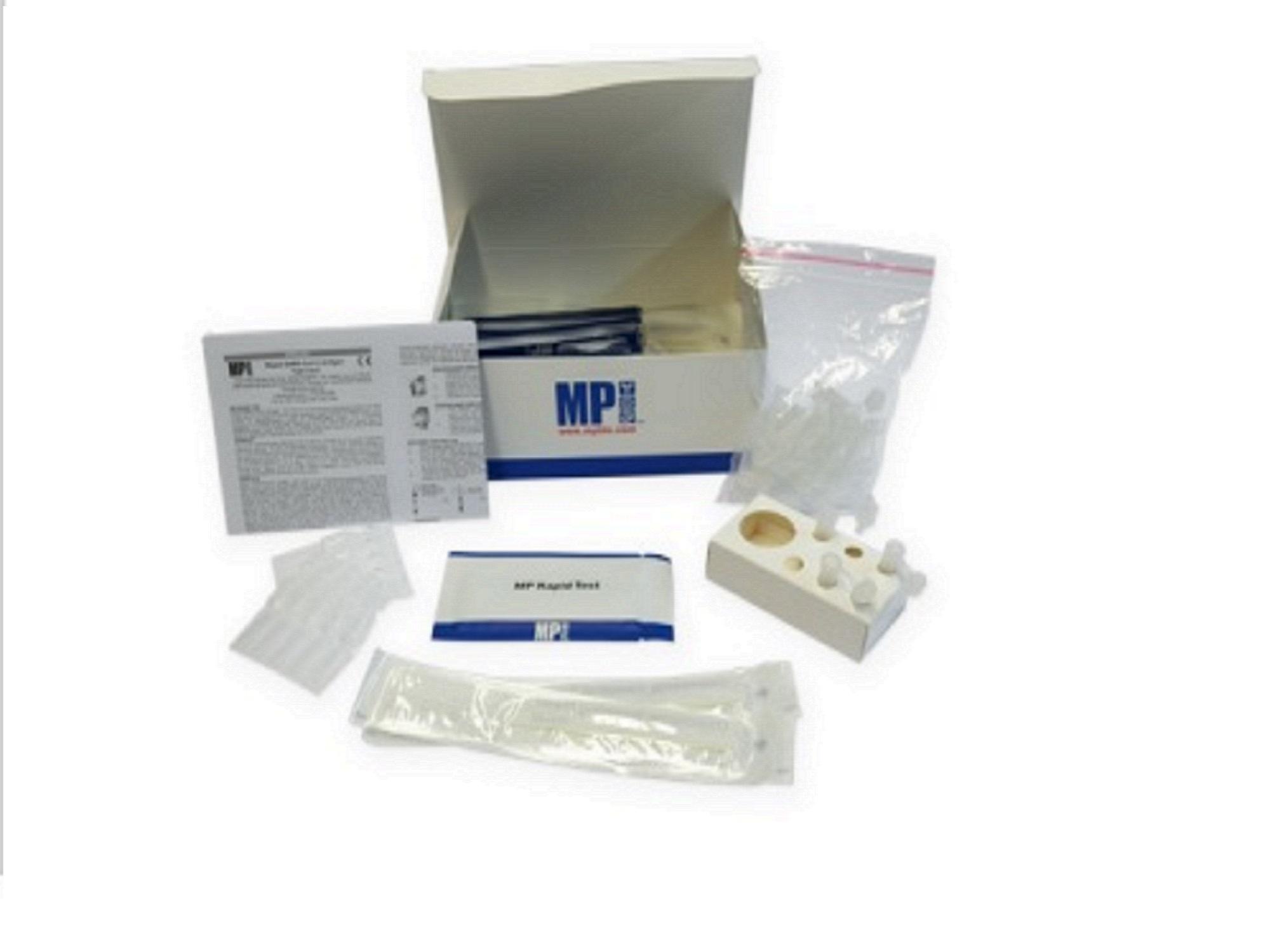 Teste rápido de Antígeno SARS-CoV-2  (20 cassetes). Val: NOV/2022