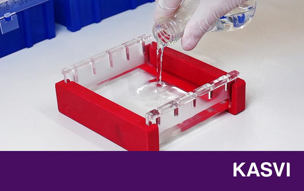 Você sabe como é preparado o Gel de Agarose na Eletroforese?