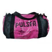 Bolsa Kimono Muay Thai Boxe Fitness Academia - Média - Rosa - Pulser