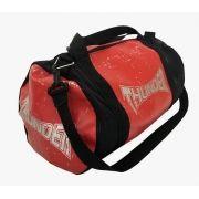 Bolsa Kimono Muay Thai Boxe Fitness Academia - Média - Vermelha - Thunder