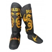 Caneleira Muay Thai MMA Kickboxing Tamanho Média 30mm - Pulser
