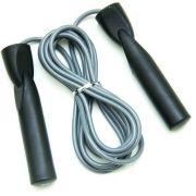 Corda De Pular Com Rolamento Treino Crossfit Fitness CInza - LiveUp