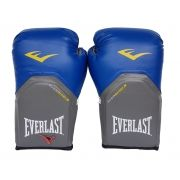 Luva de Boxe / Muay Thai 12oz - Azul - Pro Style - Everlast