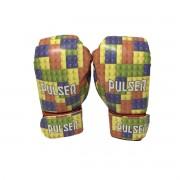 Luva de Boxe / Muay Thai Infantil 6oz - Lego - Pulser