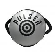 Manopla de Soco Governadora - Prata com Preto - Pulser