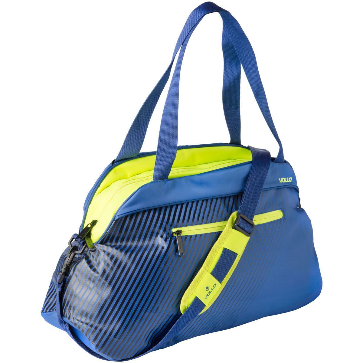 Bolsa Esportiva Academia Fitness Treino - Azul - Vollo  - PRALUTA SHOP