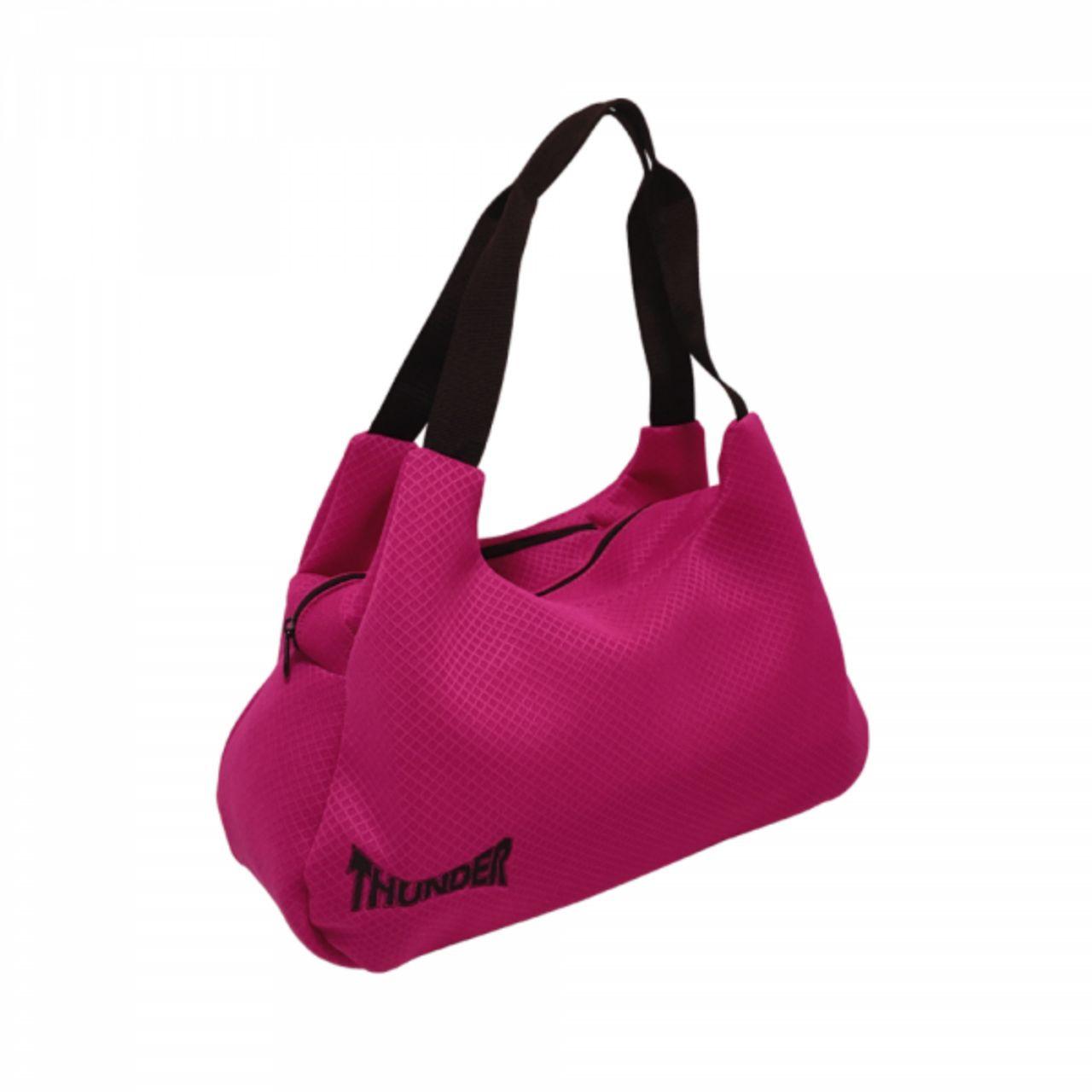 Bolsa Esportiva Academia Fitness Treino - Pink - Thunder Fight  - PRALUTA SHOP