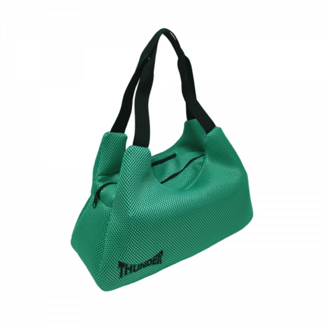 Bolsa Esportiva Academia Fitness Treino - Verde Agua - Pulser  - PRALUTA SHOP