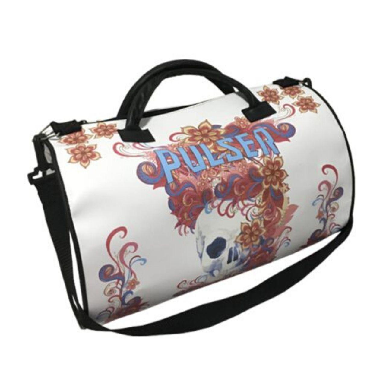 Bolsa Kimono Muay Thai Boxe Fitness Academia - Caveira Mexicana - Pulser  - PRALUTA SHOP