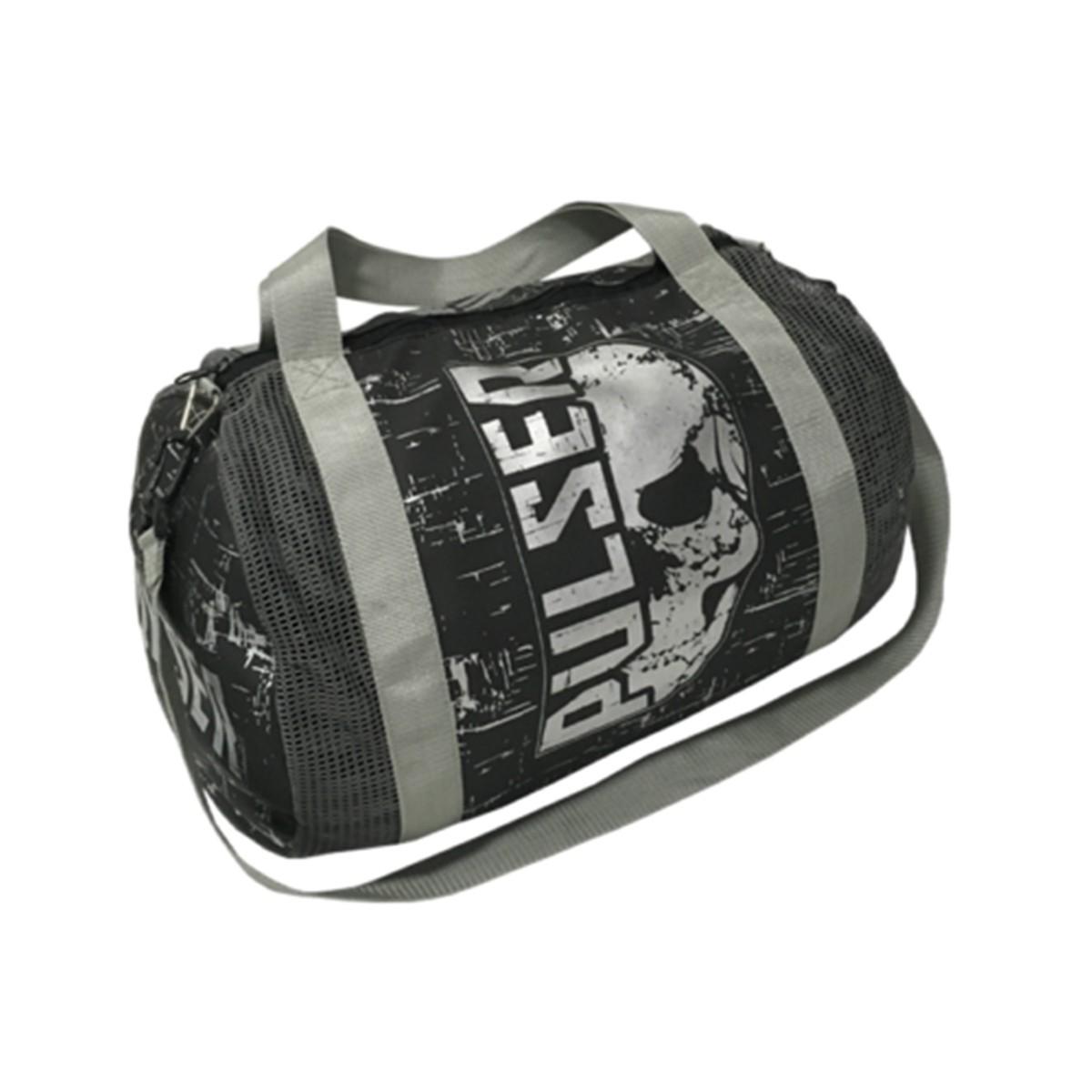 Bolsa Kimono Muay Thai Boxe Fitness Academia - Média - Preto Caveira - Pulser  - PRALUTA SHOP