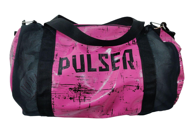 Bolsa Kimono Muay Thai Boxe Fitness Academia - Média - Rosa - Pulser  - PRALUTA SHOP