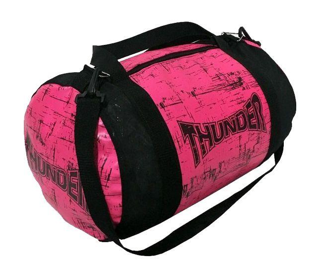 Bolsa Kimono Muay Thai Boxe Fitness Academia - Média - Rosa - Thunder  - PRALUTA SHOP