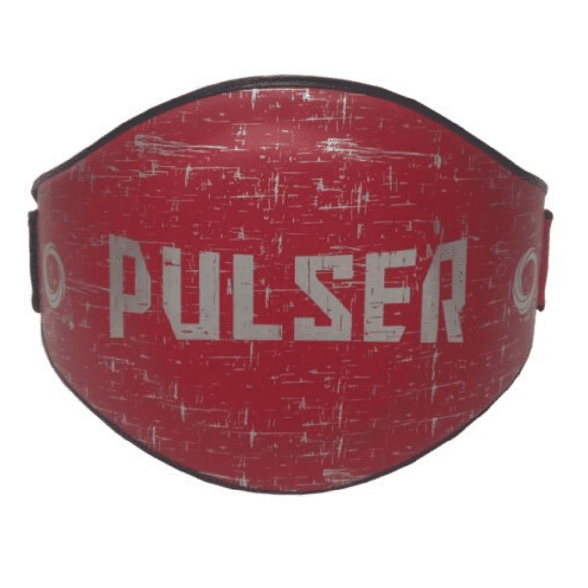 Cinturão para Muay Thai / Boxe - Vermelho - Pulser  - PRALUTA SHOP