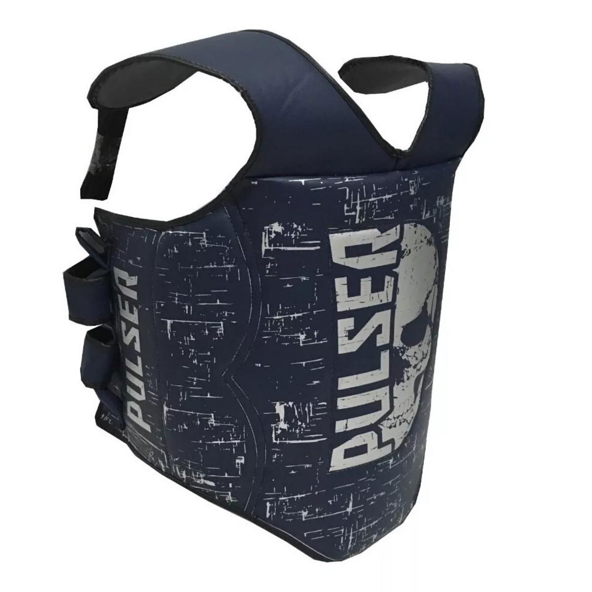 Colete Protetor Tórax Super Proteção - Pulser  - PRALUTA SHOP