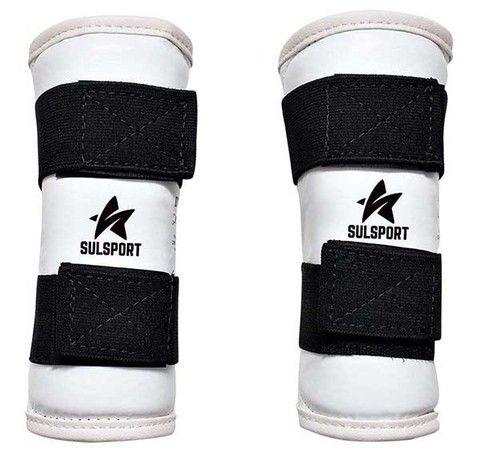 Protetor De Antebraço Para Taekwondo 19cm Infantil - Sulsport  - PRALUTA SHOP