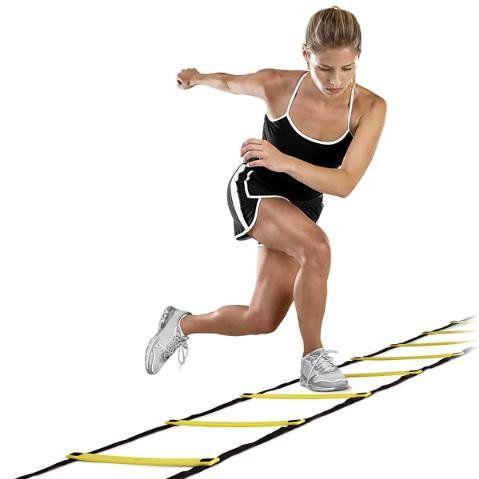 Escada De Agilidade 6 Metros Treino Funcional Fitness - Muvin  - PRALUTA SHOP