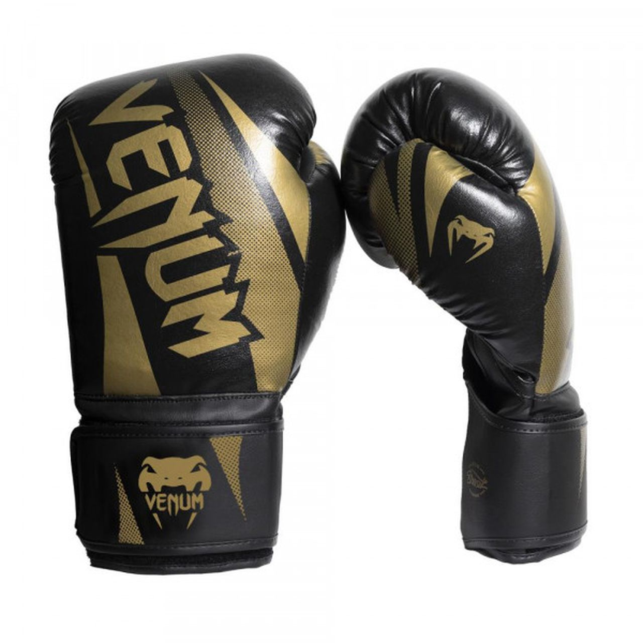81b29facb Luva de Boxe   Muay Thai 12oz - Gold - New Challenger Brasil - Venum ...