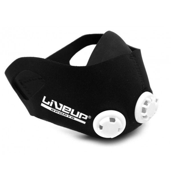 Máscara Treinamento Funcional Condicionamento Físico LiveUp  - PRALUTA SHOP