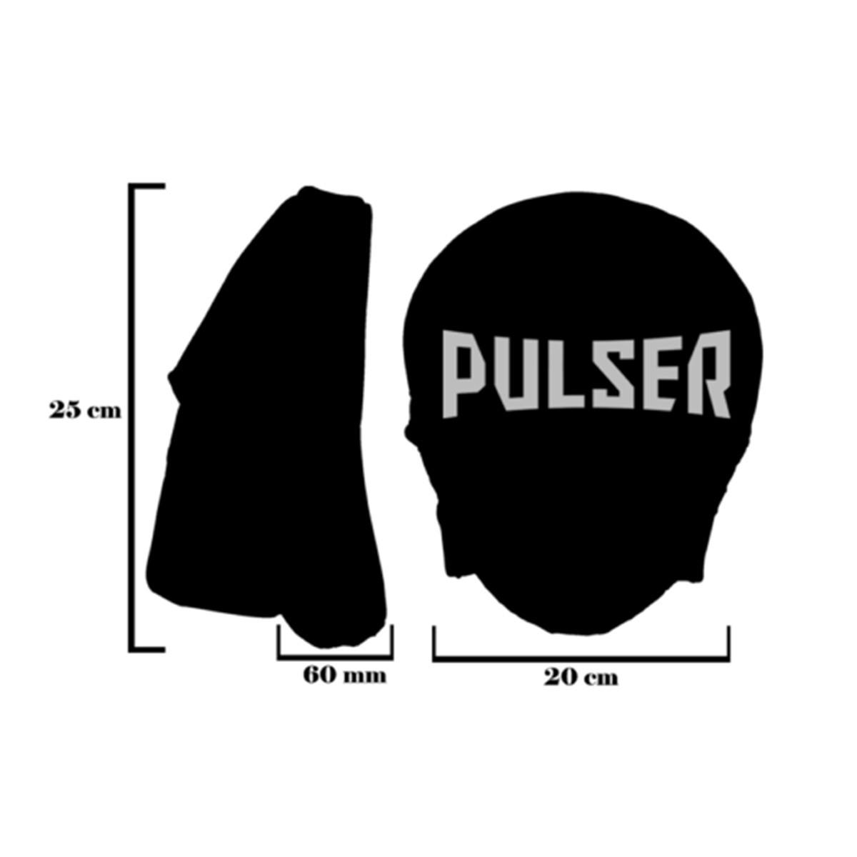 Par Manopla Luva de Foco Tradicional - Pulser  - PRALUTA SHOP