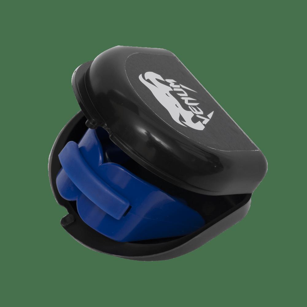 Protetor Bucal Duplo C/ Estojo - Azul - Venum  - PRALUTA SHOP