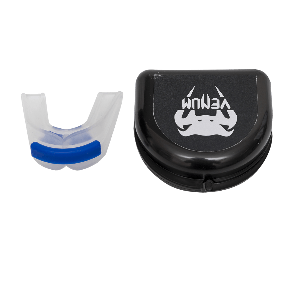 Protetor Bucal Duplo C/ Estojo - Incolor - Venum  - PRALUTA SHOP