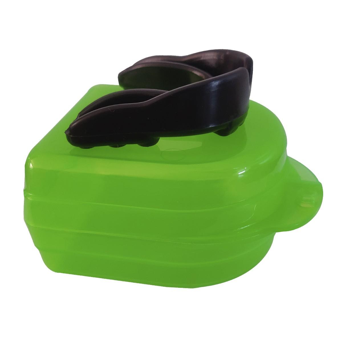 Protetor Bucal Simples C/ Estojo - Pulser  - PRALUTA SHOP