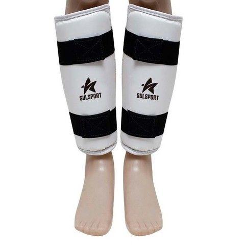 Protetor De Canela Caneleira Para Taekwondo Infantil - SulSport  - PRALUTA SHOP