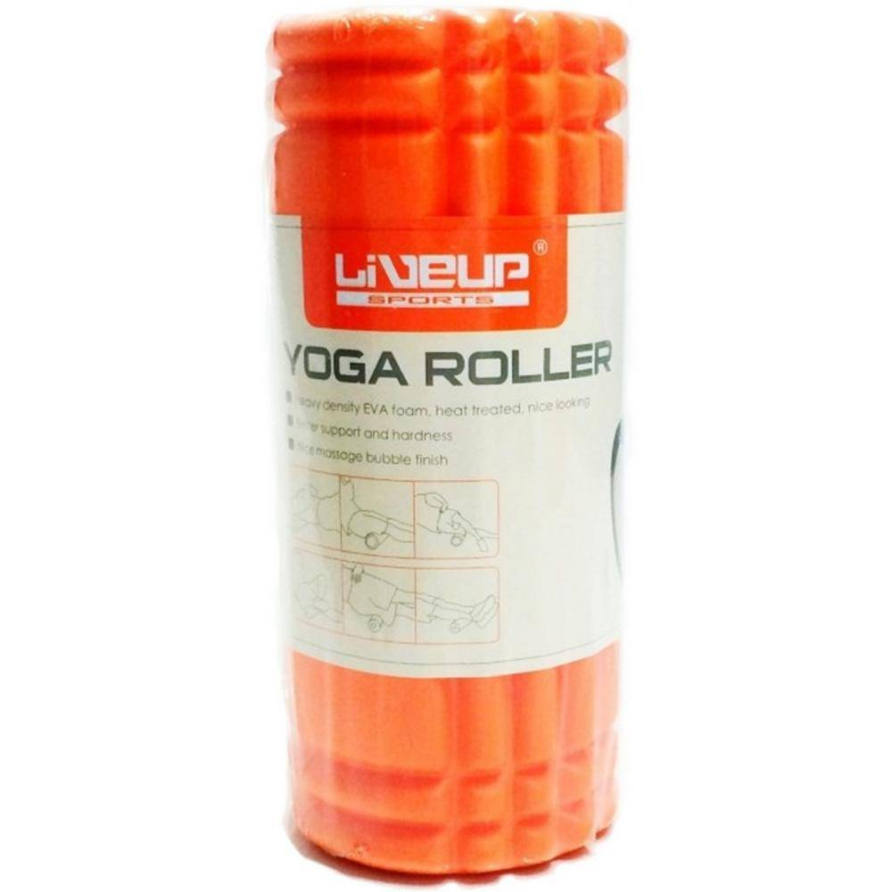 Rolo Massage Roller Live P/ Liberação Miofascial Ativação - LiveUp  - PRALUTA SHOP