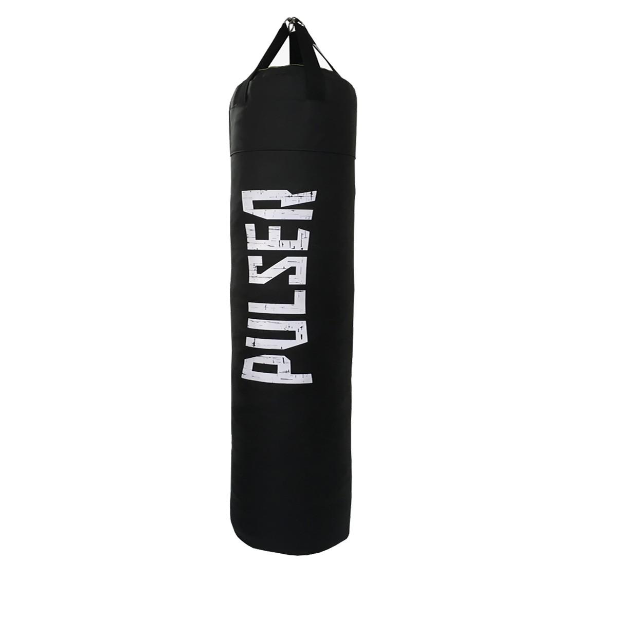 """Saco Pancada """"VAZIO"""" Muay Thai Boxe G 1,40x1,20 - Pulser  - PRALUTA SHOP"""