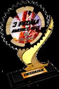 Troféu 0006 Bike - Rigdom
