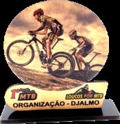Troféu 0016 Bike - Rigdom